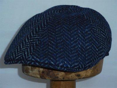 Portaluri ivy pet 'Six' blauw visgraat