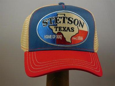 Stetson baseballcap Texas BBQ