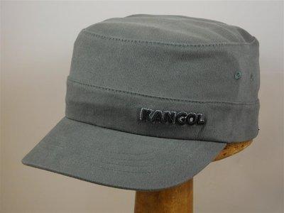 Kangol 'Cotton Twill Army' Flexfit cap GREY