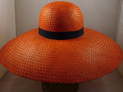 Whiteley zomerhoed 'Audrey' tangerine