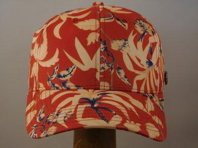 Stetson baseballcap flower jungle